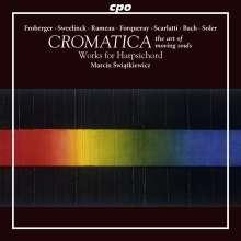 Marcin Swiatkiewicz - Cromatica, CD