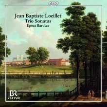 John Loeillet (1680-1730): Triosonaten op.1 Nr.1,3,5;op.2 Nr.2,4,6, CD