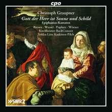 Christoph Graupner (1683-1760): Epiphanias-Kantaten, 2 CDs