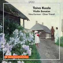 Toivo Kuula (1883-1918): Werke für Violine & Klavier, CD