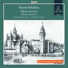"""Daniel Selichius (1581-1626): Geistliche Konzerte """"Opus novum"""" (Wolfenbüttel 1623/24), CD"""