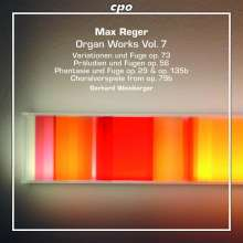 Max Reger (1873-1916): Orgelwerke Vol.7, 2 Super Audio CDs