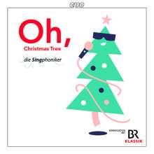 """Die Singphoniker - """"Oh, Christmas Tree"""" (Weihnachtslieder arrangiert von Die Singphoniker), CD"""