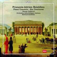 Francois Adrien Boieldieu (1775-1834): Klavierkonzert D-Dur, CD