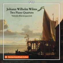 Johann Wilhelm Wilms (1772-1847): Klavierquartette op.22 & 30, CD