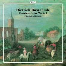 Dieterich Buxtehude (1637-1707): Orgelwerke Vol.1, 2 Super Audio CDs