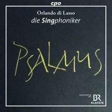 Orlando di Lasso (Lassus) (1532-1594): Bußpsalmen I-VIII, 2 CDs