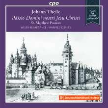Johann Theile (1646-1724): Matthäus-Passion, CD