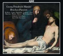 Georg Friedrich Händel (1685-1759): Passion nach Brockes HWV 48, 2 SACDs