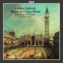 Andrea Gabrieli (1510-1586): Geistliche Chorwerke, CD