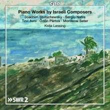 Kolja Lessing - Klaviermusik jüdischer Komponisten, CD