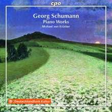 Georg Schumann (1866-1952): Klavierwerke, CD