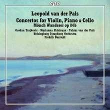 Leopold van der Pals (1884-1966): Klavierkonzert op.100, CD