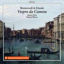 Vespro da Camera - Monteverdi and Friends, CD