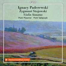Ignaz Paderewski (1860-1941): Sonate für Violine & Klavier op.13, CD