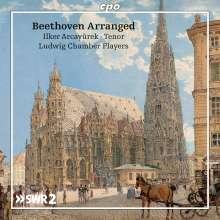 Ludwig van Beethoven (1770-1827): Lied-Transkriptionen für Tenor,Bläser & Streicher, CD