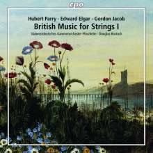 British Music for Strings Vol.1, CD
