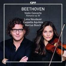 Ludwig van Beethoven (1770-1827): Violinkonzert op.61 (180g), LP