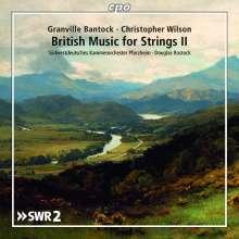 British Music for Strings Vol.2, CD