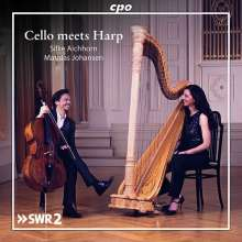 "Musik für Cello & Harfe - ""Cello meets Harp"", CD"