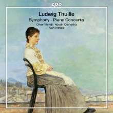 Ludwig Thuille (1861-1907): Symphonie F-Dur, CD