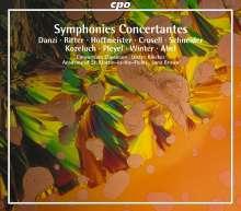 Konzertante Sinfonien, 3 CDs