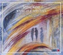 Siegfried Wagner (1869-1930): Rainulf und Adelasia, 3 CDs