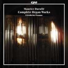 Maurice Durufle (1902-1986): Sämtliche Orgelwerke, Super Audio CD