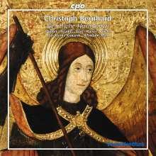 Christoph Bernhard (1627-1692): Geistliche Harmonien 1665, CD