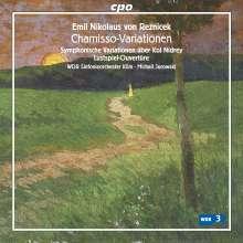 Emil Nikolaus von Reznicek (1860-1945): Kol Nidrey, CD