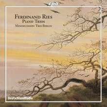 Ferdinand Ries (1784-1838): Klaviertrios op.2 & op.143, CD