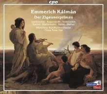 Emmerich Kalman (1882-1953): Der Zigeunerprimas, 2 CDs