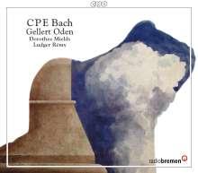 Carl Philipp Emanuel Bach (1714-1788): 30 Gellert-Oden, 2 CDs