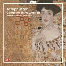 Joseph Marx (1882-1964): Streichquartette Nr.1-3, CD