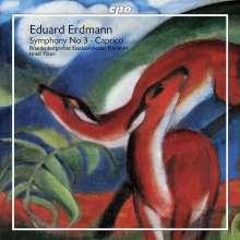 Eduard Erdmann (1896-1958): Symphonie Nr.3, CD
