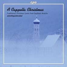 Schnittpunkt: Österreichische Weihnachtslieder a cappella, CD