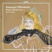 Jacques Offenbach (1819-1880): Sämtliche Klavierwerke Vol.1, CD
