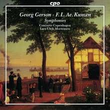 Friedrich Ludwig Aemilius Kunzen (1761-1817): Symphonie g-moll, CD