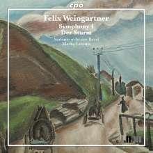 Felix Weingartner (1863-1942): Symphonie Nr.4, Super Audio CD