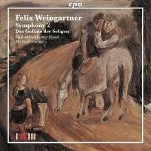 Felix Weingartner (1863-1942): Symphonie Nr.2, Super Audio CD
