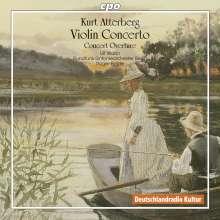 Kurt Atterberg (1887-1974): Violinkonzert op.7, CD