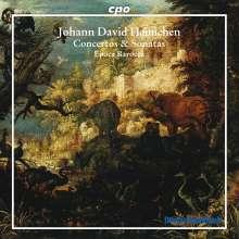 Johann David Heinichen (1683-1729): Konzerte & Sonaten, CD
