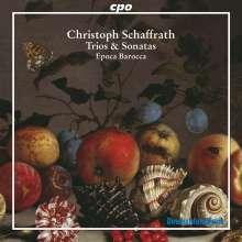 Christoph Schaffrath (1709-1763): Kammermusik Vol.1, CD
