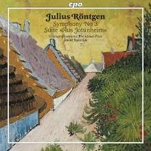 Julius Röntgen (1855-1932): Symphonie Nr.3, CD