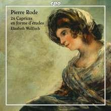 Pierre Rode (1774-1830): Capricen Nr.1-24 für Violine solo, 2 CDs
