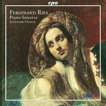 Ferdinand Ries (1784-1838): Klaviersonaten opp.9 & 26, CD