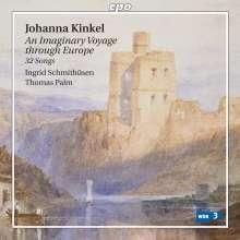 Johanna Kinkel (1810-1858): 32 Lieder, CD