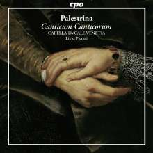 "Giovanni Pierluigi da Palestrina (1525-1594): 29 Motetten ""Canticum canticorum"", CD"
