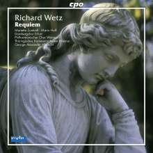 Richard Wetz (1875-1935): Requiem op.50, CD
