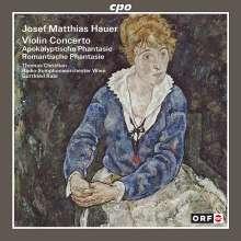 Josef Matthias Hauer (1883-1959): Orchesterwerke, Super Audio CD